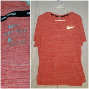 Womens nike Athletic shirt